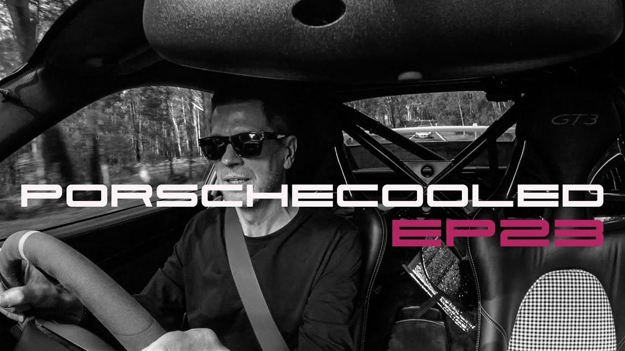 Porsche is the car you buy because you love driving | PorscheCooled Podcast EP23