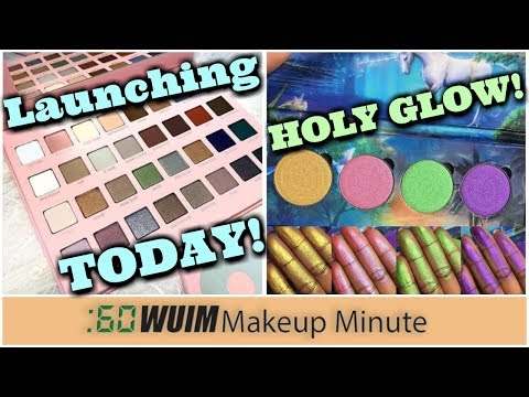 LORAC MEGA PRO 4 is HERE + HOLY GLOW FANTASY Is COMING SOON! | Makeup Minute