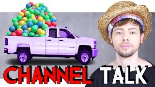 LIFE COACHING ! HOW MANY BALLS ARE IN THE CAR !? DYING TRENDS ! CHANEL MERMAID BOY QUALITY ISSUES