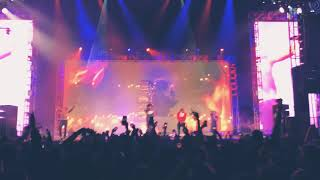 SOBxRBE - Lane Changing (Live @ Rolling Loud SoCal)