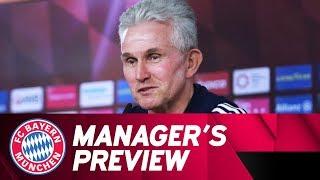 FC Bayern Manager's Preview w/ Jupp Heynckes | 1. FC Köln - FC Bayern | ReLive