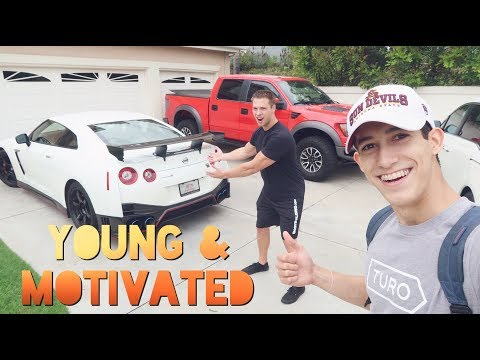 The Passion To Become A Millionaire | Young & Motivated!