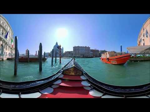Royal Caribbean's Sea Beyond VR Tour Venice, Italy