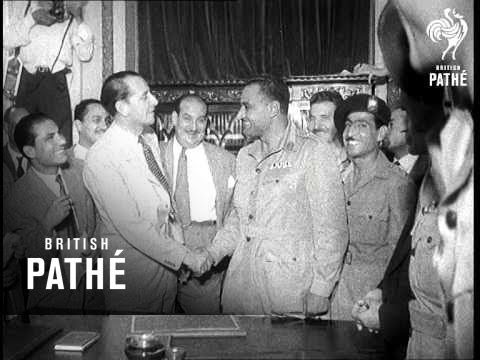 Egypt Grabs Suez (1956)
