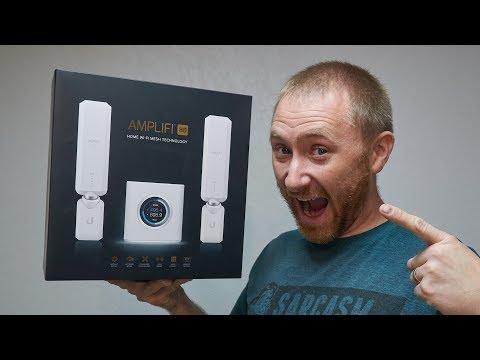Ubiquiti  AmpliFi HD Whole Home WiFi Setup