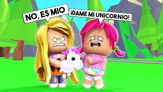 BABY JUANA THE GUAPA TRIES TO ROB LEGENDARY PET TO ANOTHER BABY in ROB ME by ROBLOX 😱