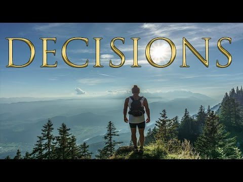 HOW TO MAKE GREAT DECISIONS IN LIFE - Bob Proctor On Decisio