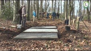 Oude begraafplaats Oldebroek wordt opgeknapt