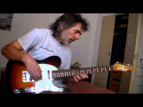 Carlos Campos Guitar - Standards # 3 - In a Sentimental Mood