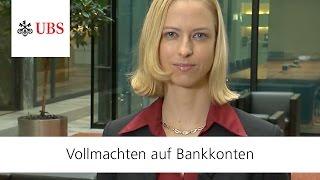 Vollmachten auf Bankkonten: Was passiert im Todesfall? Antworten von Veronica Weisser