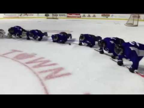 Wenatchee Wild 22 Push-up Challenge