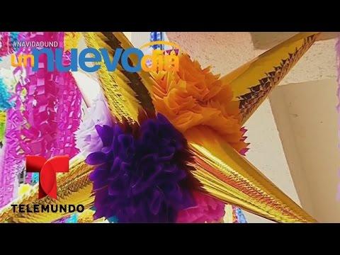 Los Artesanos Mexicanos Y Las Famosas Piñatas Navideñas Un Nuevo Día Telemundo