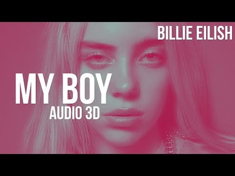my boy | Audio 3D - (Use Headphone!!!)