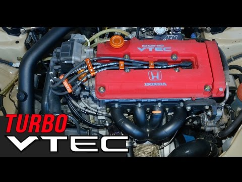 VTEC turbo street Honda Civic