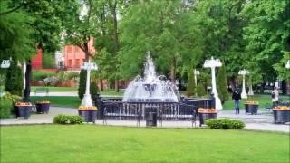 парк Эрмитаж и Цветной бульвар. Обзор