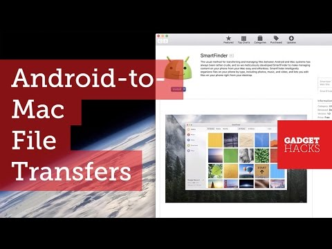 Finally, There's a Better Alternative to Android File Transfer for