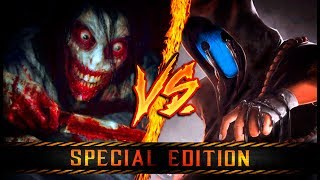 JEFF THE KILLER TEAM VS. EYELESS JACK TEAM ║ COMBATES MORTALES DE RAP ║ JAY-F FT. VARIOS ARTISTAS