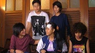 Coboy Junior temui fansnya yang terluka - Intens 11 Juni  2013 Mp3