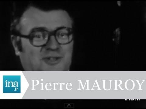 Pierre Mauroy, nouveau Maire de Lille (1973)  - Archive vidéo INA