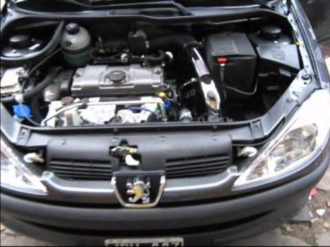 Tutti i ricambi per Peugeot 206 1.4 benzina 75CV
