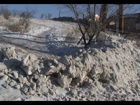 В Улан-Удэ грузовик сбил ребенка, катавшегося на «ватрушке»