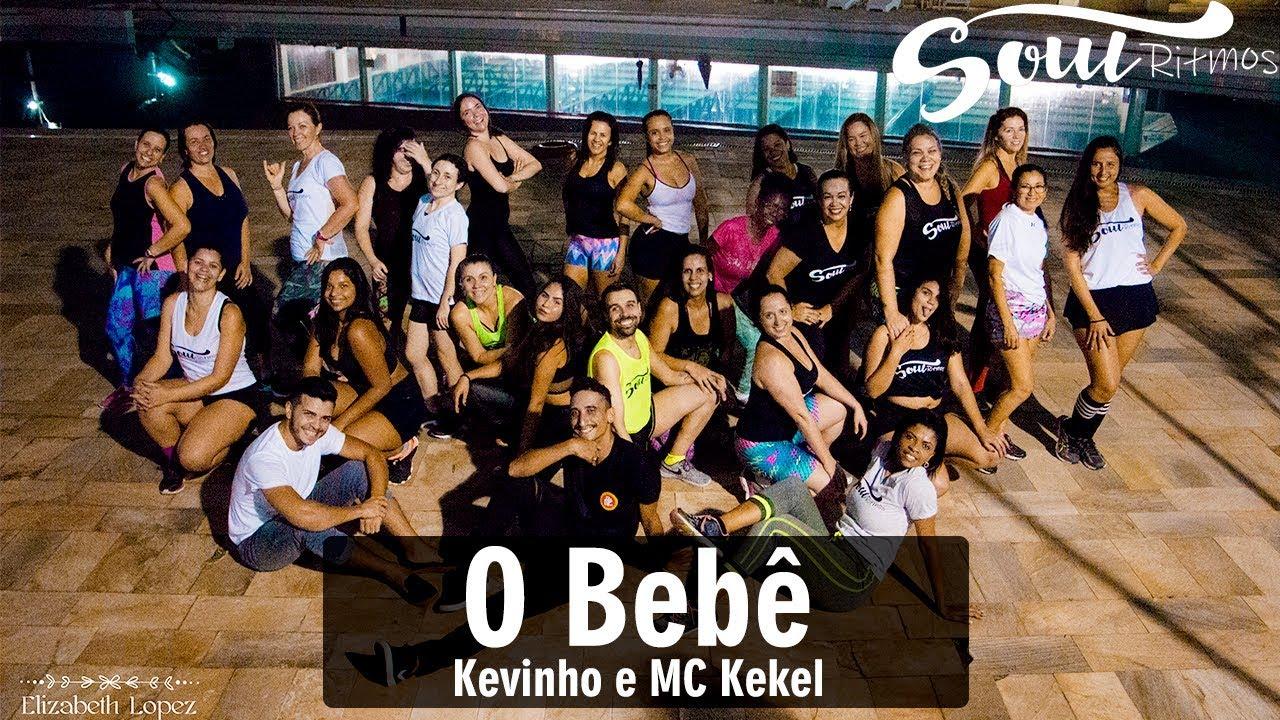 O Bebê - Kevinho e MC Kekel (Coreografía) | Soul Ritmos