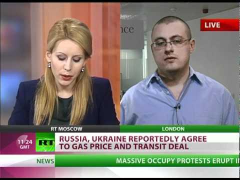 In the Pipeline: Russia-Ukraine Gas War Over