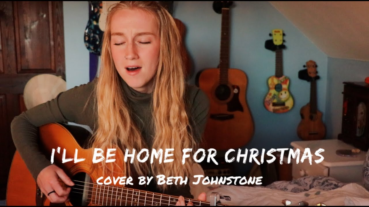 Download I'll Be Home For Christmas - Cover by Beth Rose