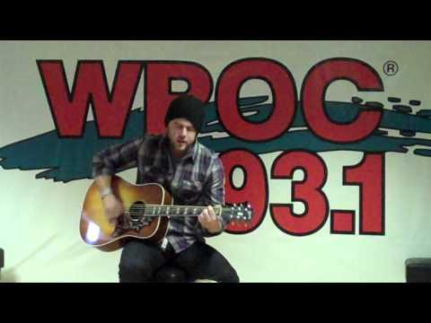 David Nail - Missouri (Live at WPOC)
