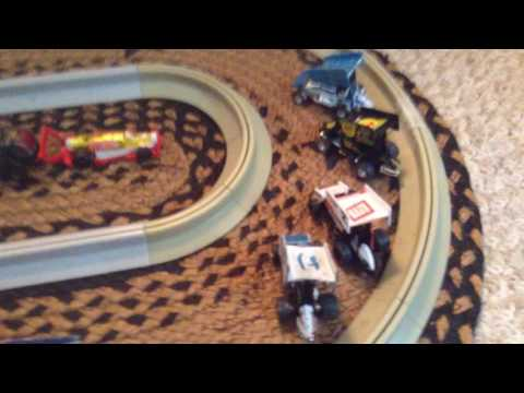 PanterA Sprint Car Series Race 2 Hagerstown Speedway