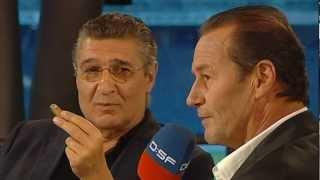 Assauer und Stevens im Audi Star Talk (2009) - Teil 3
