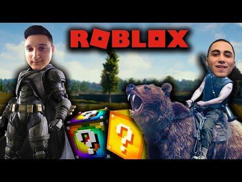LUCKY BLOKOVI U ROBLOXU | ROBLOX