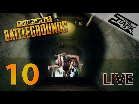 Playerunknown's Battlegrounds - 10.Rész (Rég volt már, de 2 win lett) - Stark LIVE