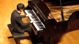 Congyu Wang plays Chopin Grande Polonaise Op.22