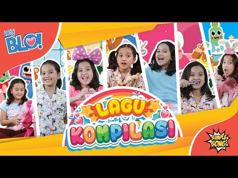 Kompilasi Lagu Anak Terbaru Feat. Rara Sudirman - Lagu Anak   HEY BLO