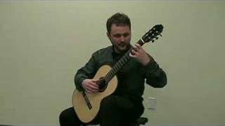F. Sor - Variations on a theme by Mozart for guitar