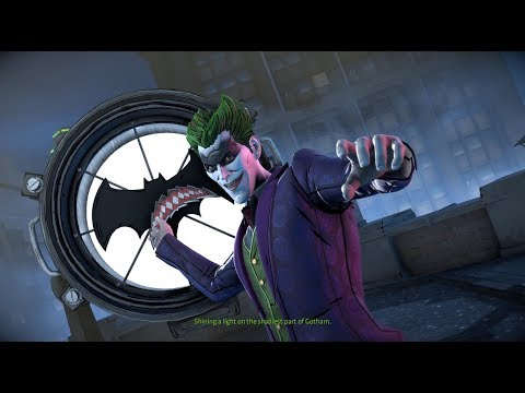 Batman and Vigilante Joker vs The Pact - (Batman: The Enemy Within - Episode 5: Same Stitch)