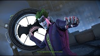 Batman and Vigilante Joker vs The Pact - (Batman: The Enemy Within - Episode 5: Same Stitch)