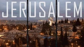 Jerusalem -- A Mosaic of Faces and Places thumbnail