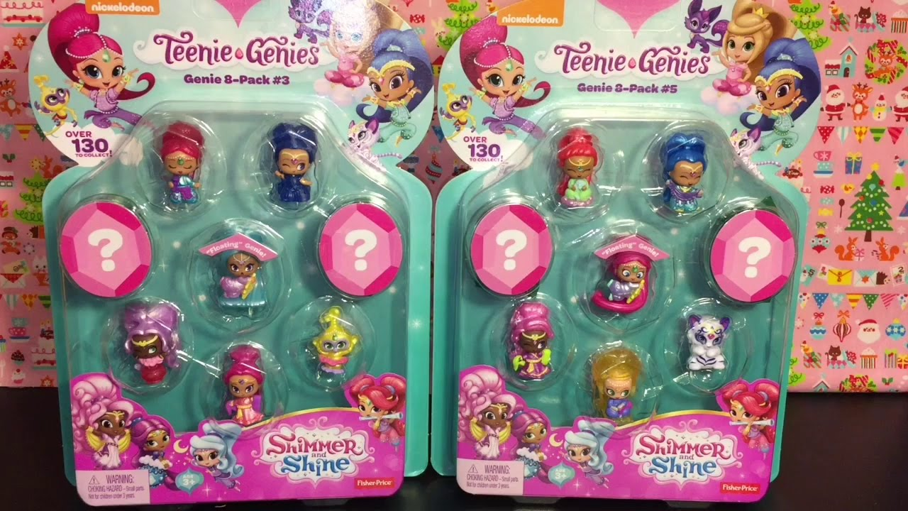 Shimmer and Shine Teenie Genies Surprise Pack