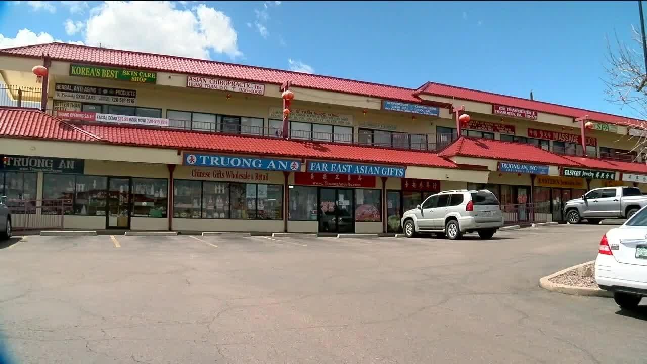 Little Saigon Restaurant District In Denver Is Open For Business Youtube