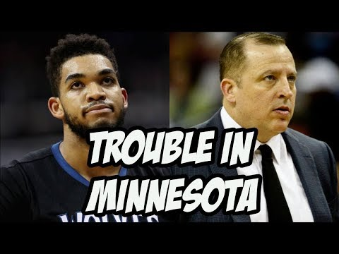 Karl Anthony Towns Is Unhappy in Minnesota? What Happens Now?