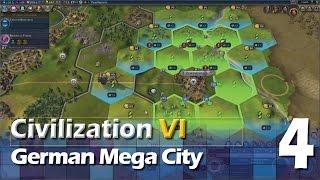 Civilization 6 - Mega City #4