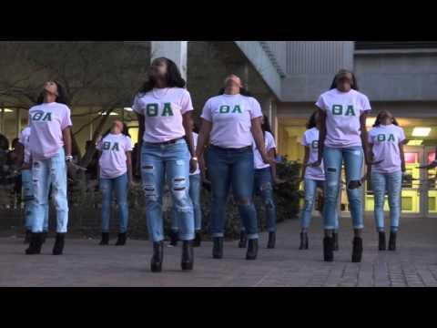 Alpha Kappa Alpha, Theta Alpha Chapter Yard Show 2016