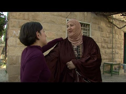 'She is my breast cancer sister' Palestinian & an Israeli fight a common enemy -  BBC News