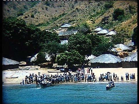 Africa 1960 The great Lake Malawi 1