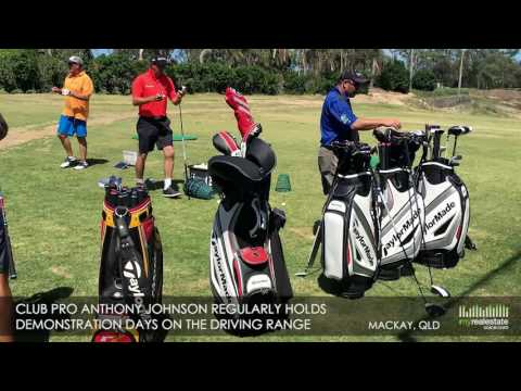 Golf Course plus Licensed Clubhouse Business for Sale – Bakers Creek, QLD