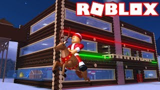 Roblox → CHRISTMAS FACTORY and a GIANT ROBOT!! -Christmas Tycoon 2-The War on Christmas 🎮