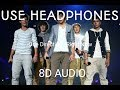 One Direction Right Now 8D Audio mp3