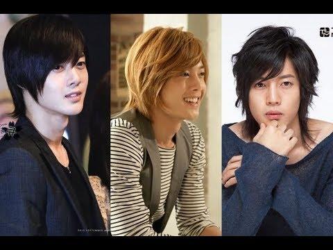 Long Hairstyle For Men Ponytail Korean Hairstyles Julieta Journal